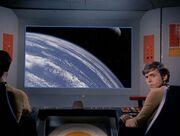 Chekov sorgt für einen Stromausfall