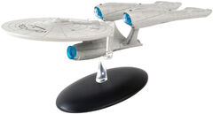 Eaglemoss Special 2 USS Enterprise alt reality