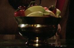 Earth fruit, Encounter at Farpoint