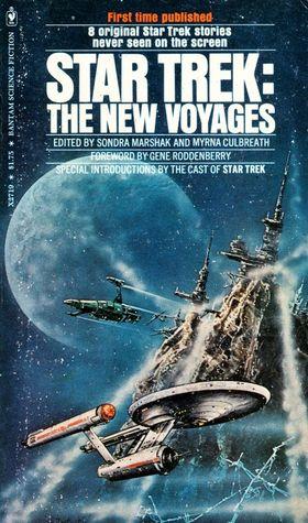 New Voyages (Bantam Cover 1)
