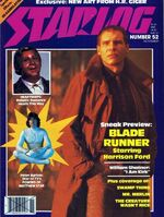 Starlog issue 052 cover