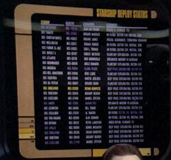 Starship deploy status 1