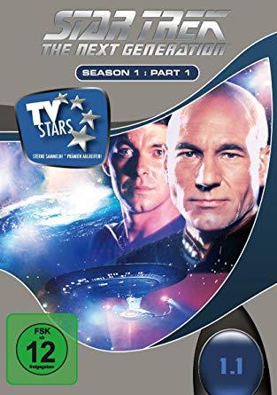 TNG Staffel 1-1 DVD