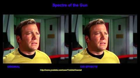 """TOS """"Spectre of The Gun"""" - """"Au-delà du far west"""" - comparaison des effets spéciaux"""