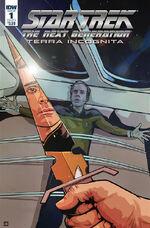 Terra Incognita, issue 1