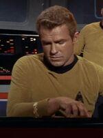 USS Enterprise command navigator lieutenant 2