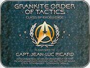 Grankite order of tactics