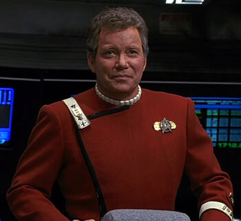 Capt. J. T. Kirk: Best Star Trek Captain for life.