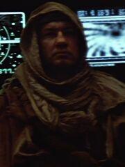 Mitglied der Galaktischen Armee des Lichts auf der Enterprise 10