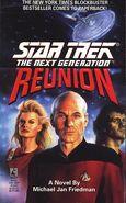 Reunion paperback cover