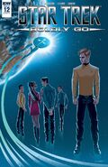 Star Trek Boldly Go, issue 12