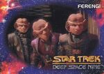 Star Trek Deep Space Nine - Season One Card079
