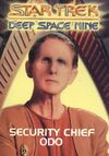 Star Trek Deep Space Nine - Season One Card R007