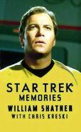 Star Trek Memories 1996 UK cover