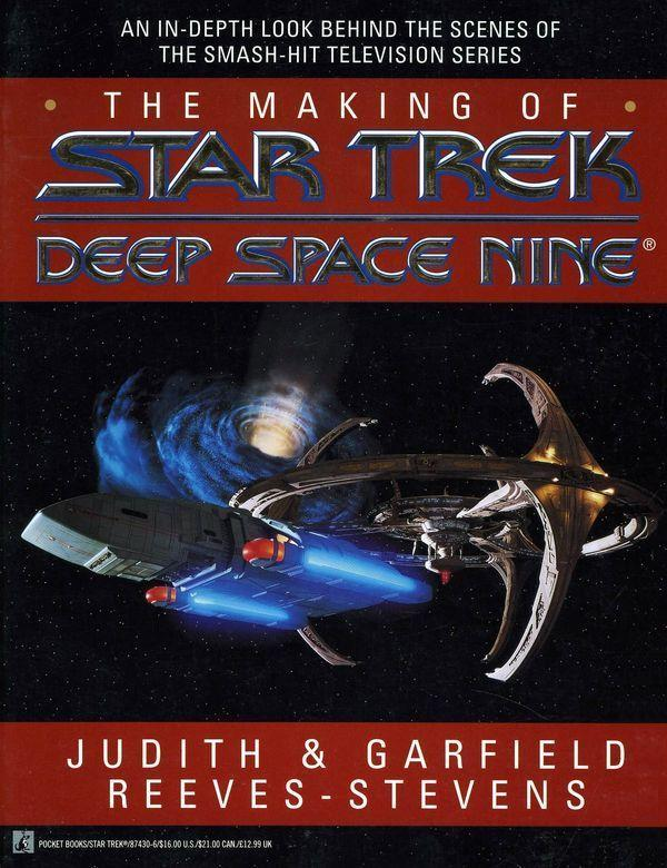 The Making Of Star Trek Deep Space Nine Memory Alpha Fandom