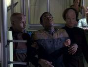 Tuvok's injuries