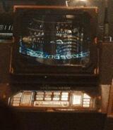 USS Kelvin astrogator