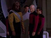 Worf Wallace Picard