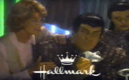 1995 Hallmark Romulan Warbird ornament commercial
