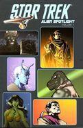 Alien Spotlight Volume 1 TPB cover