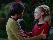 Chekov und Landon