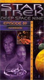 DS9 089 US VHS
