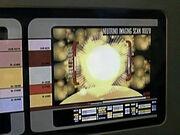 Darstellung neutrino imaging scan