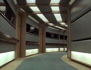 Galaxy class corridor