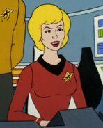 Huron lieutenant, female