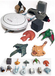 Innerspace starships set