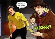 Kirk and The Doctor