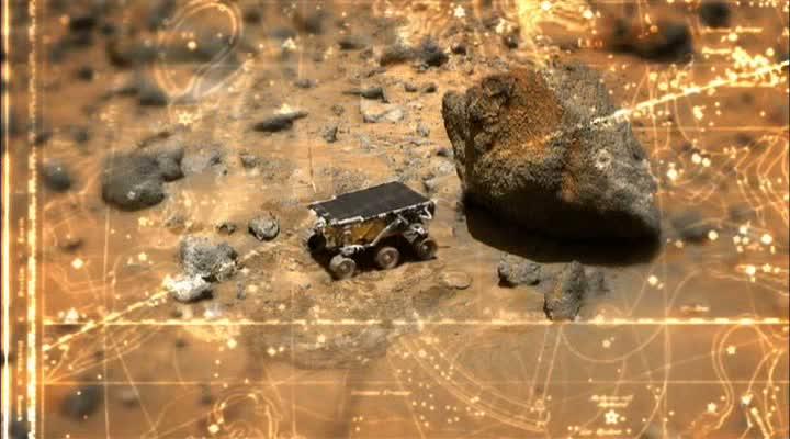 Marsoberflächer