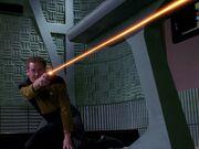 O'Brien schießt auf Danar