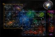 STO galaxy map