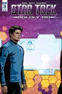 Star Trek Boldly Go, issue 3 S