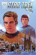 Star Trek Ongoing, issue 49