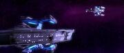 USS Stargazer, Picard Maneuver 3