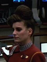 Adjutant des Captains der Enterprise-A