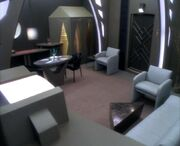 Deep Space 9 guest quarters