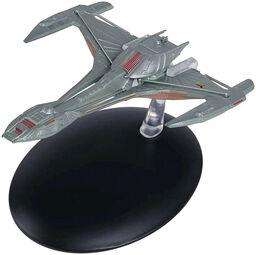 Eaglemoss 41 Klingon Raptor