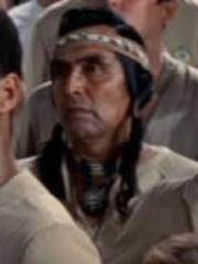 Indianer an Bord der Enterprise