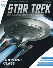 Star Trek Official Starships Collection issue 108