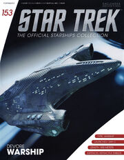 Star Trek Official Starships Collection issue 153