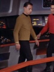 Sternenflottenoffizier 1 Enterprise 2267 Sternzeit 3141