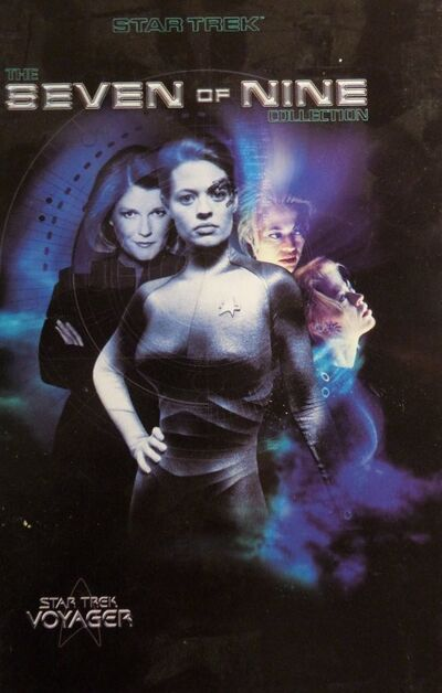 The Seven of Nine Collection VHS