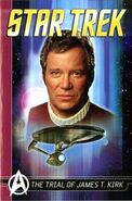Trial of James T Kirk cover