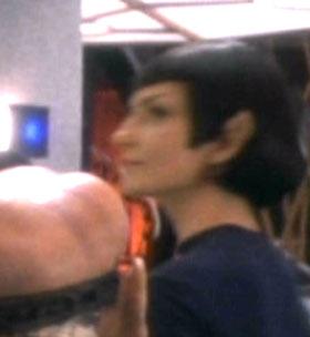 ...as a Vulcan girl