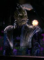 Xindi-Reptilian Soldier