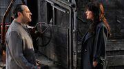 Caleb and Helen talk