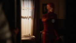 Barry's future suit